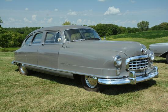1950 Nash Ambassador