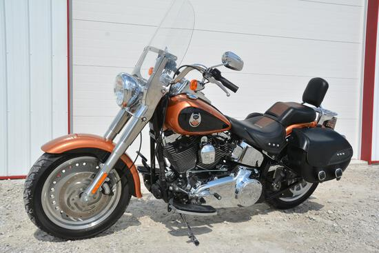 2008 Harley Davidson Fatboy