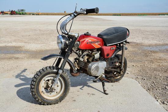 Kawasaki - KV-75 mini bike