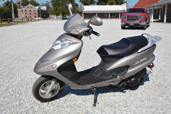 2008 Sunl Scooter
