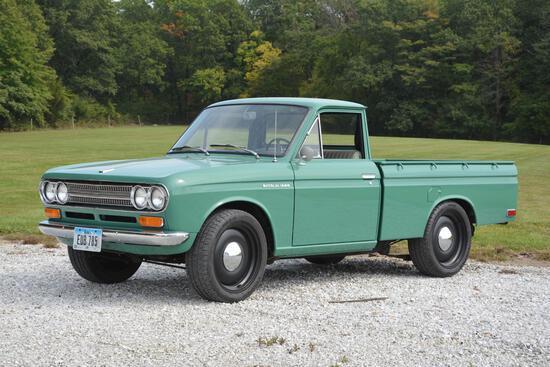 1972 Datsun pickup