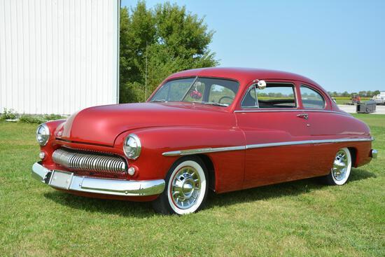 1950 Mercury 8
