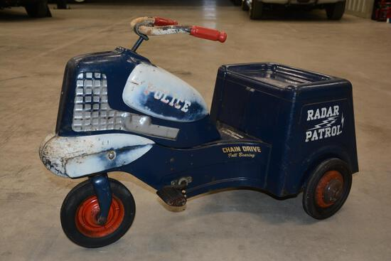 Police Pedal Cycle