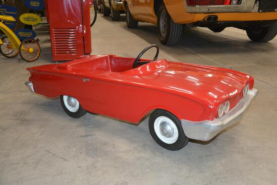 1960 Ford Convertible pedal car
