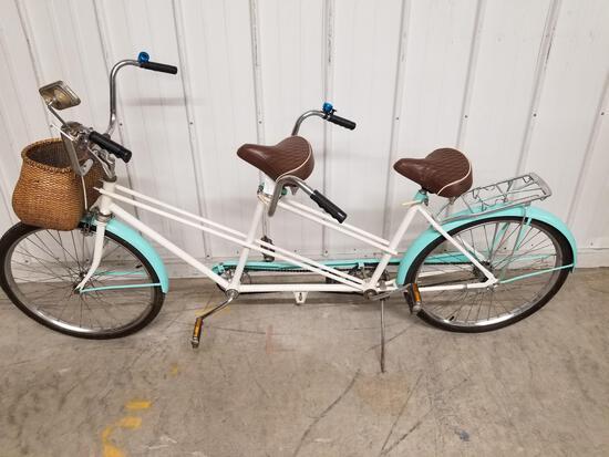 1959 Tandem bicycle