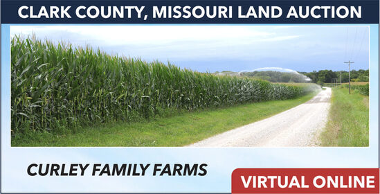 Clark County, MO Land Auction - Curley