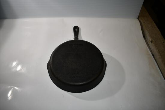 "Wagners 1891 Original 10.5"" cast iron skillet"