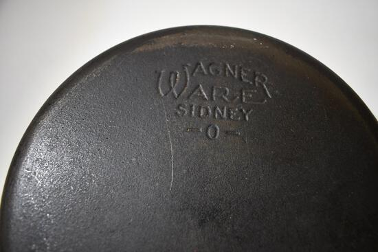 Wagner Ware Cast Iron Skillet 1056