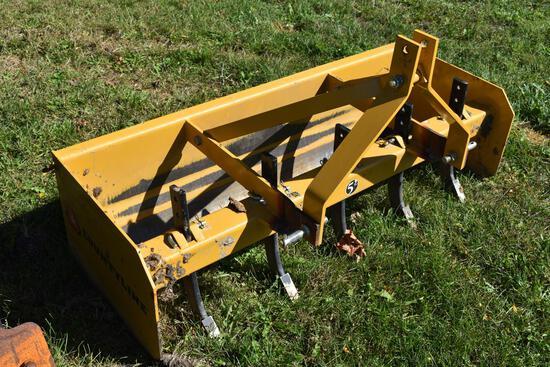 County Line 5' 3pt box blade