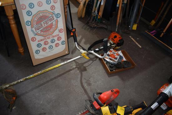 Stihl FS 90 gas powered string trimmer