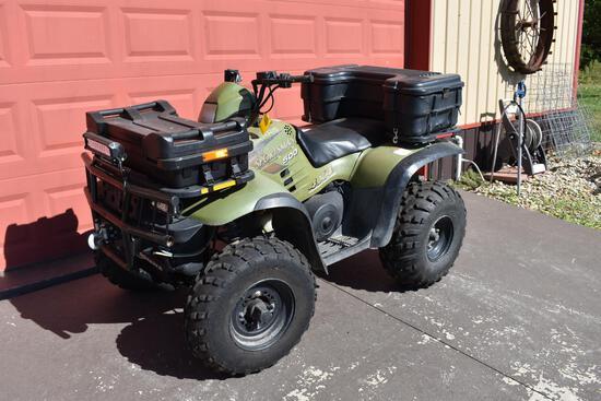 Polaris Sportsman 4X4 ATV