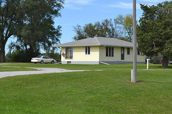 Tract 3 - Home with 7.90 Surveyed Acres