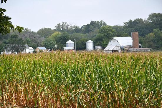 Tract 1 - 73.04 Surveyed Acres