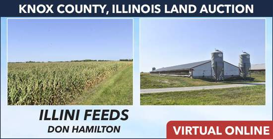 Knox County, IL Land Auction - Illini Feeds