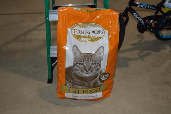 40 lb cat food (1695)