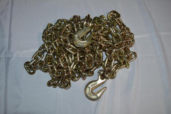 """3/8"""" x 20' log chain (1557)"""