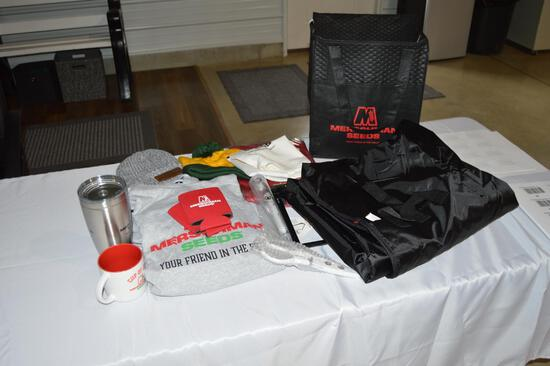 Insulated bag with contents (1553)