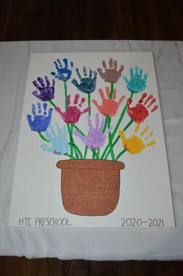 HTC 4 Year Old Preschool Canvas (1648)