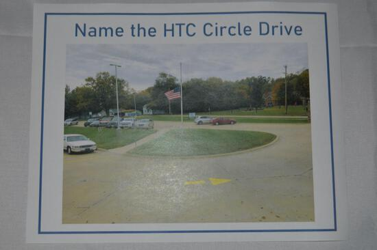 Name the circle drive at HTC High School (1393)