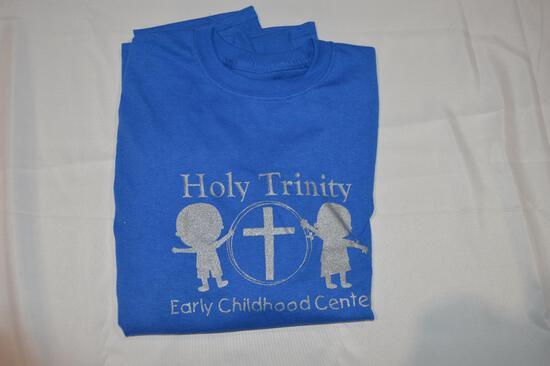 Adult medium long sleeve HTC Early Childhood shirt (1665)