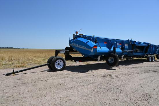 Wemco H-36 36' head trailer