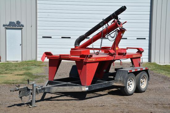 "Friesen 2 box ""Seed Titan"" tandem axle seed tender"