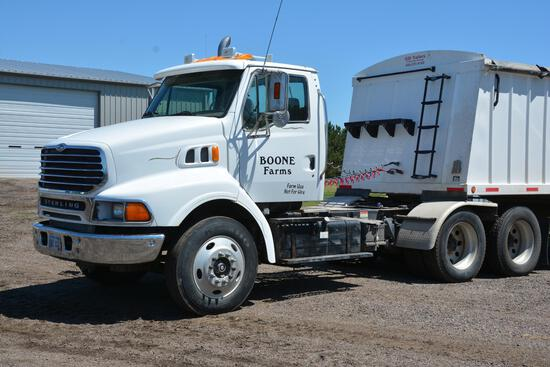 2004 Sterling LT9500 day cab semi