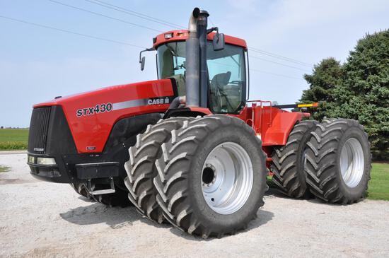 2006 Case-IH STX430 4WD tractor