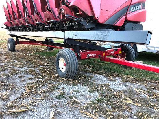 EZ-Trail 880 26' head trailer