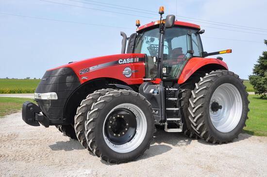 2013 Case-IH 290 Magnum MFWD tractor