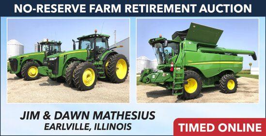 No-Reserve Farm Retirement Auction - Mathesius
