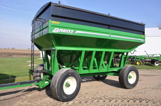 2014 Brent 557 gravity wagon