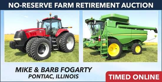No-Reserve Farm Retirement Auction - Fogarty