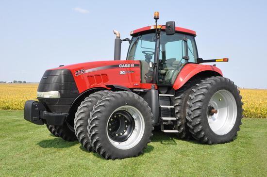 2008 Case-IH 275 Magnum MFWD tractor