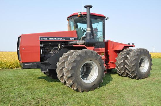 1991 Case-IH 9270 4WD tractor