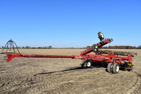 Unverferth 1225 32' rolling harrow