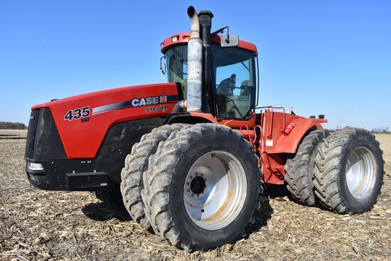2009 Case-IH 435HD Steiger 4wd tractor