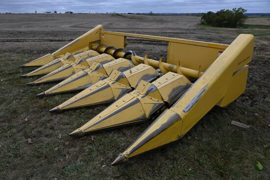 "1993 New Holland 974 6 row 30"" corn head"