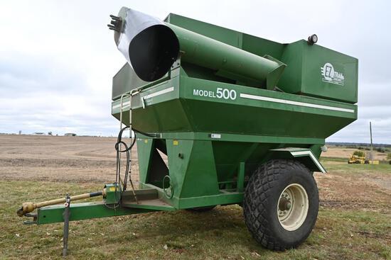 EZ-Trail 500 grain cart