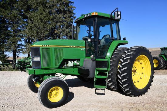 1994 John Deere 7800 2wd tractor
