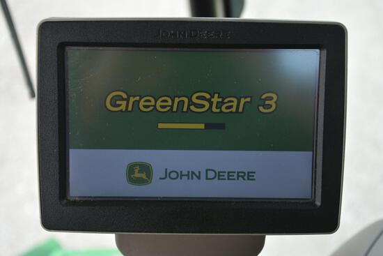 John Deere 2630 display