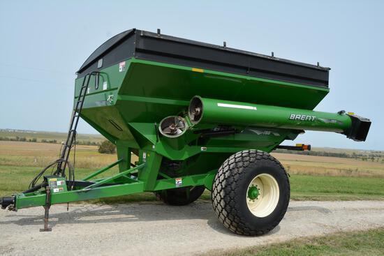 Brent 780 grain cart