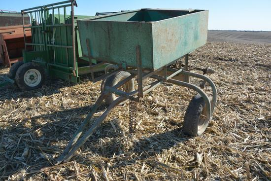 Triggs seeder cart