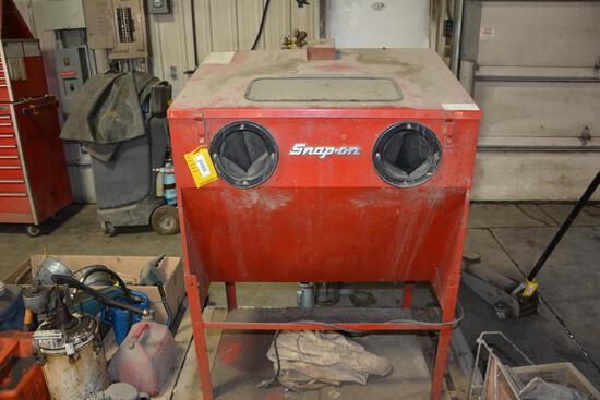 Snap-on YA434C abrasive blast system