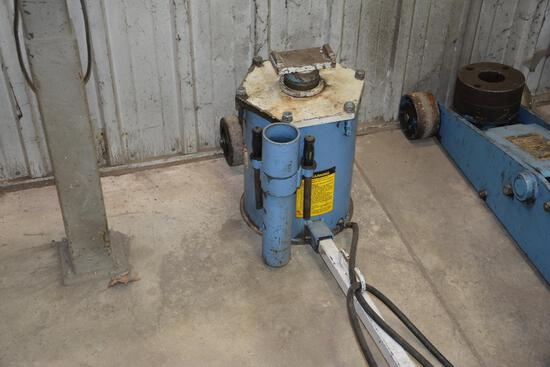 OTC 10 ton pneumatic floor jack