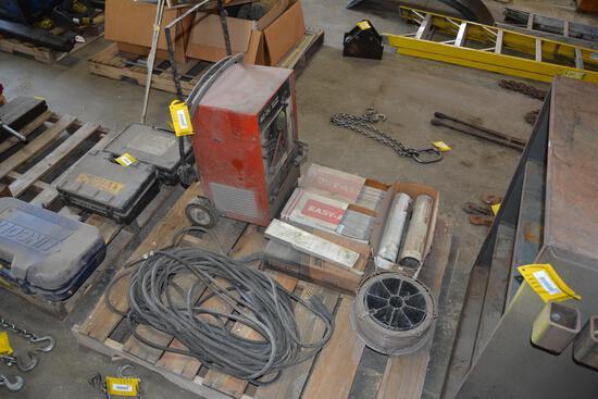 250 amp stick welder