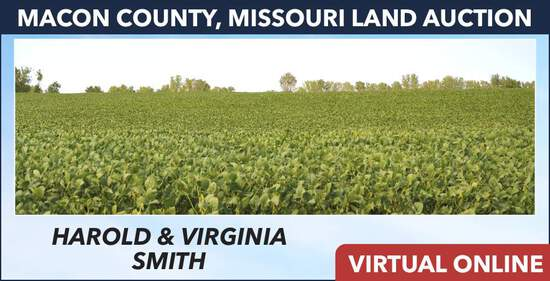 Macon County, MO Land Auction - Smith