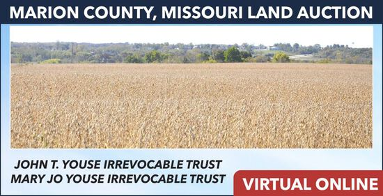 Marion County, MO Land Auction - Youse