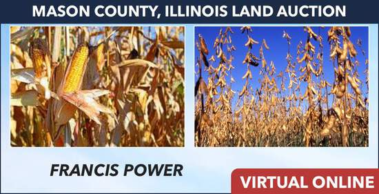 Mason County, IL Land Auction - Power