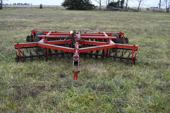 Krause 607 12' pull type disc
